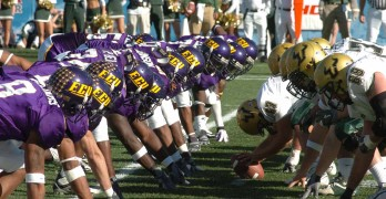 East Carolina gets one step closer to name recognition
